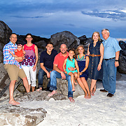Thomann Family Beach Photos