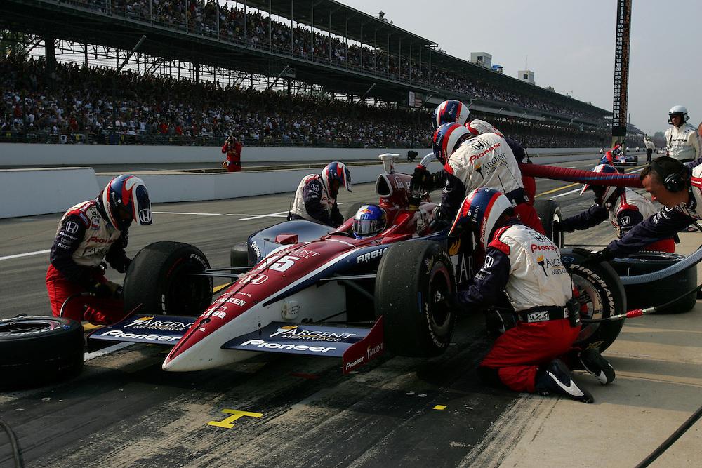 Buddy Rice, Indy 500, IRL
