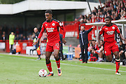 Crawley Town Midfielder Jason Banton during the EFL Sky Bet League 2 match between Crawley Town and Luton Town at the Checkatrade.com Stadium, Crawley, England on 17 September 2016. Photo by Phil Duncan.