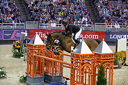 Brinkmann Markus, GER, Pikeur Dylon<br /> Round 2<br /> Longines FEI World Cup Jumping, Omaha 2017 <br /> © Hippo Foto - Dirk Caremans<br /> 01/04/2017