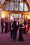 SIR GREG DYKE; JONATHAN ROSS; AMANDA NEVILL, Luminous -Celebrating British Film and British Film Talent,  BFI gala dinner & auction. Guildhall. City of London. 6 October 2015.