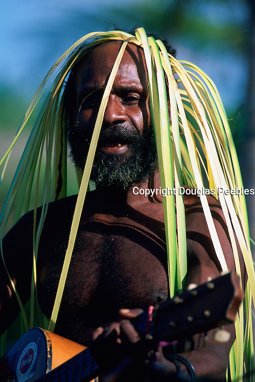 Village on Murik Lake, Papua New Guinea, (editorial use only- no model release)<br />