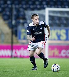Falkirk's Alan Maybury.<br /> Falkirk 0 v 0  Livingston, Scottish Championship game played 21/10/2014 at The Falkirk Stadium.