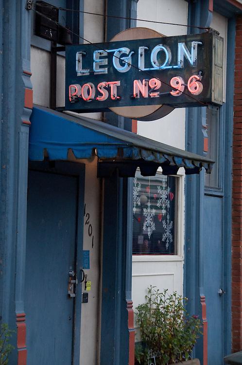Legion Post 96, Snohomish, Washington, US