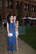 BARRIE ROMAN; MAIA ROMAN, V & A Summer party. South Kensington. London. 22 June 2016