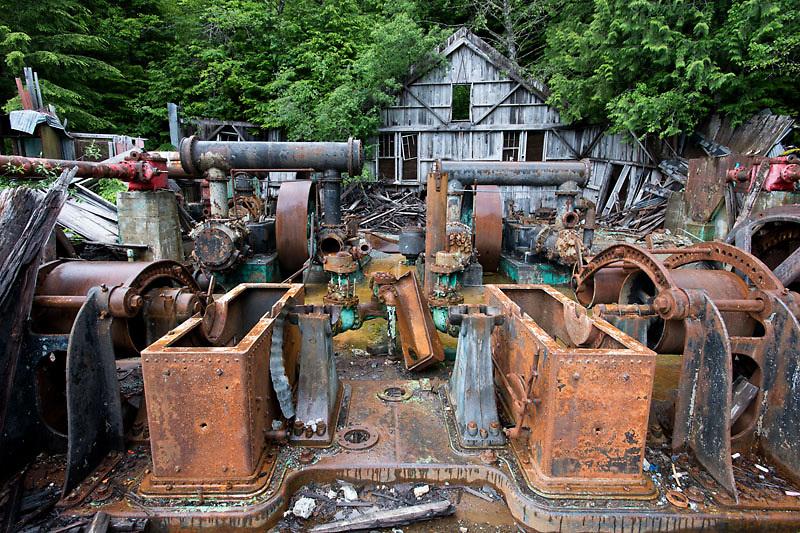 Mount Sheer mine, Canada