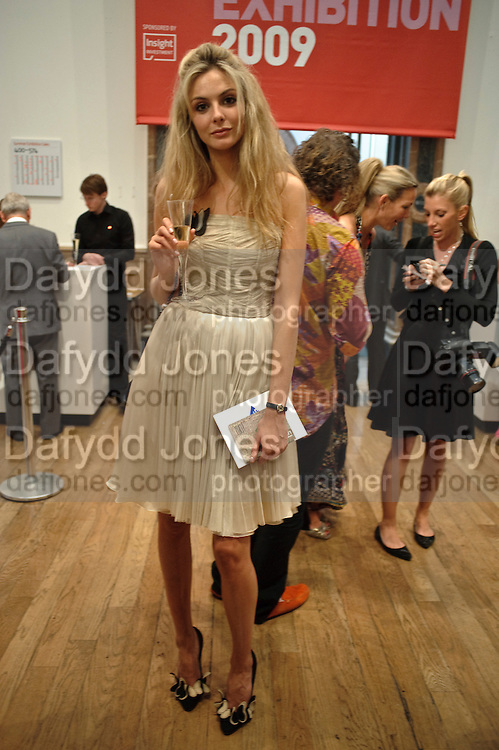 TAMZIN EGERTON; , Royal Academy Summer Exhibition 2009 preview party. royal academy of arts. Piccadilly. London. 3 June 2009.