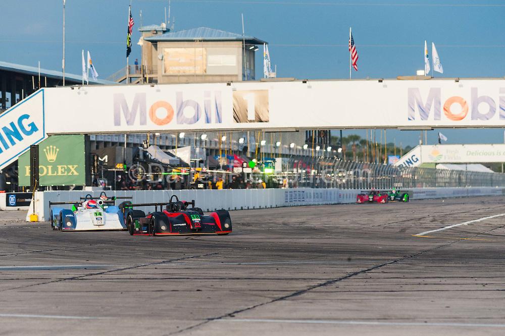#18 Performance Tech Motorsports Elan DP-02: Kyle Masson