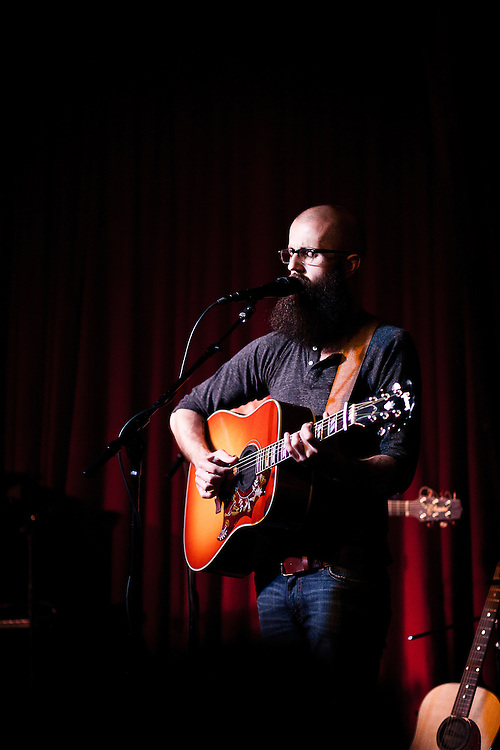 William Fitzsimmons at the Hotel Cafe, August 2010