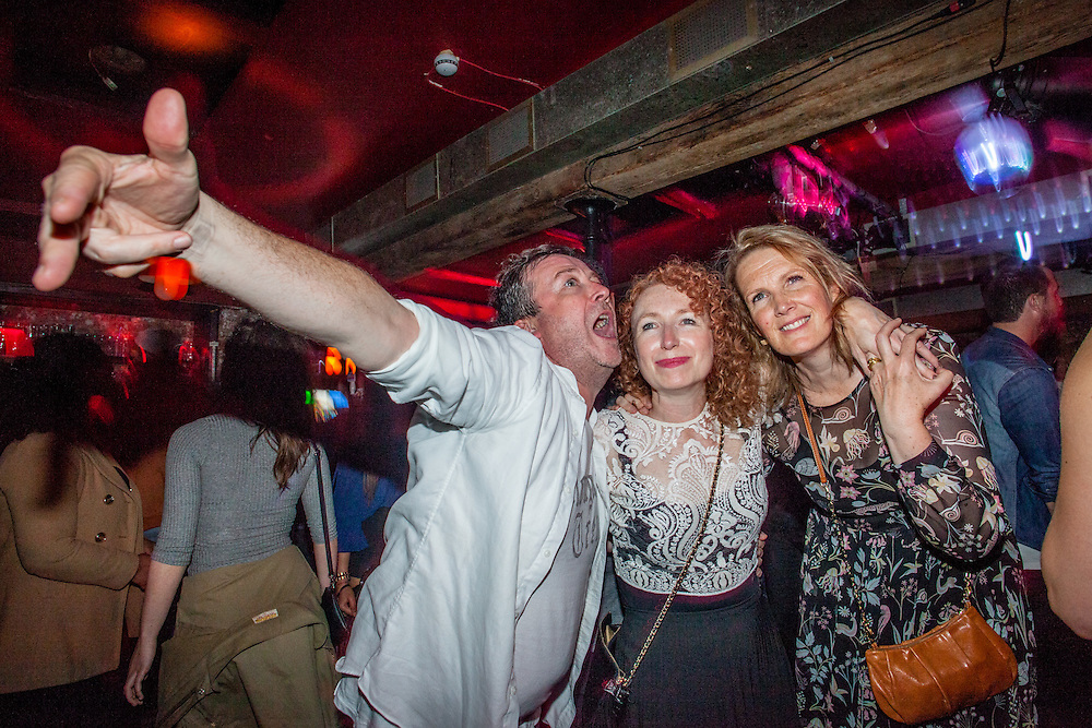 ELECTRO SWING CLUB: Expect sounds of the Electro Swing, Glitch Hop, Ghetto Funk, Drum and Bass Swing, Reggae remix, Soul Remix, and much more <br /> <br /> LOUIS PRIMA - Electro Swing Revolution - Berlin <br /> DJ KOBAYASHI - Gypsy Hill &ndash; Israel<br /> DR MALAKA &ndash; Nowhere / Go Mad &ndash; Espania <br /> CATJAM SWING &ndash; Glitch Hopland<br /> DJ TOFU &ndash; Shangri Las/ Island Records &ndash; Greece <br /> <br /> Jumping Vintage Remix and marvellous mashed music from the Soul of dance. London, Sat. 18 June, 2016. (Photos/Ivan Gonzalez)