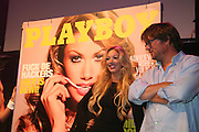 CD en Playboypresentatie Dewi Pechler