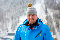 Portrait of Josko Kavalar, on March 20, 2018 in Planica, Ratece, Slovenia. Photo by Ziga Zupan / Sportida
