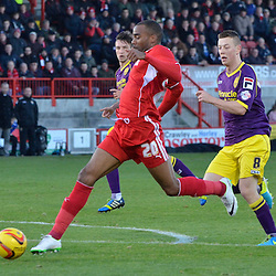 Crawley v Notts County | League One | 29 December 2013