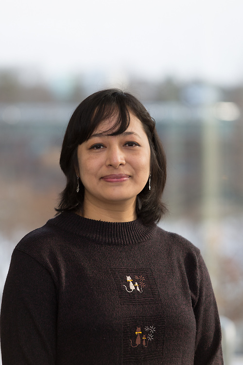 Kalpana Poudel-Tandukar, Family Research Scholar 2017-2018, Center for Research on Families, UMass Amherst, 12/14/17