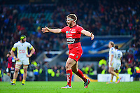 Joie Toulon - Drew MITCHELL - 02.05.2015 - Clermont / Toulon - Finale European Champions Cup -Twickenham<br />