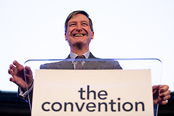 © Licensed to London News Pictures. 11/01/2019. London, UK. Former Attorney General Dominic Grieve MP speaks at a convention for second EU referendum, organised by 'Another Vote is Possible', a pro-EU organisation. MPs are currently debating British Prime Minister Theresa May's EU withdrawal deal, with a vote on the deal due to take place on 15th January. Photo credit : Tom Nicholson/LNP