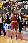 DESCRIZIONE : Roma Lega A 2014-2015 Acea Roma Grissinbon Reggio Emilia<br /> GIOCATORE : Andrea Cinciarini<br /> CATEGORIA : tiro three points<br /> SQUADRA : Grissinbon Reggio Emilia<br /> EVENTO : Campionato Lega A 2014-2015<br /> GARA : Acea Roma Grissinbon Reggio Emilia<br /> DATA : 16/03/2015<br /> SPORT : Pallacanestro<br /> AUTORE : Agenzia Ciamillo-Castoria/GiulioCiamillo<br /> GALLERIA : Lega Basket A 2014-2015<br /> FOTONOTIZIA : Roma Lega A 2014-2015 Acea Roma Grissinbon Reggio Emilia<br /> PREDEFINITA :