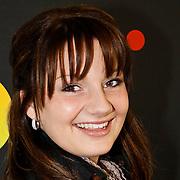 NLD/Hilversum/20100402 - Start Sterren.nl radiostation, zangeres Sieneke