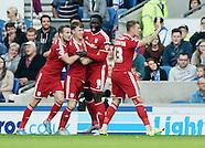 Brighton & Hove Albion v Cardiff City 03/10/2015