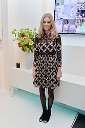 DONNA AIR at a London Fashion Week Party hosted by rewardStyle at IceTank, 5 Grape Street, London on 21st February 2016.