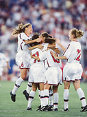 USA WNT 1998 Goodwill Games