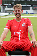 Tom Bailey during the Lancashire County Cricket Club T20 Media Day at the Emirates, Old Trafford, Manchester, United Kingdom on 1 June 2018. Picture by George Franks.