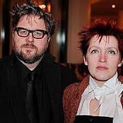 NLD/Den Haag/20110117 - Premiere film Sonny Boy, Martin Koolhoven en ...........