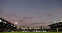 A general view of the ABAX Stadium home of Peterborough United - Mandatory by-line: Joe Dent/JMP - 23/12/2017 - FOOTBALL - ABAX Stadium - Peterborough, England - Peterborough United v Bury - Sky Bet League One