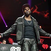WASHINGTON, D.C. - December 16th, 2013 - Jason Derulo performs onstage during Hot 99.5's Jingle Ball 2013, presented by Overstock.com, at Verizon Center on December 16, 2013 in Washington, D.C. (Photo by Kyle Gustafson / For The Washington Post)