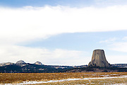 Wyoming WY USA, Devil's Tower National Monument