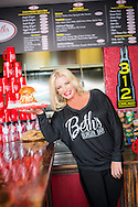 Beth Steele and Beth's Burger Bar, Double D, photo by Roberto Gonzalez