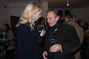 JAMES BIRCH; MONIKA BIALKOWSKA, Hominidae- Henry Hudson private view. TJ Boulting. Riding House St. London. 20 November 2012.