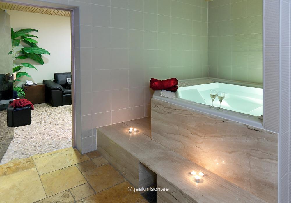 Bath or jacuzzi in Viimsi Spa Hotel in Tallinn, Estonia. | Jaak ...