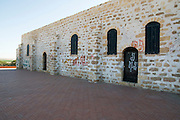 Israel, Ofakim park, Patish fort, built by the Ottomans in 1894 as a frontier stronghold