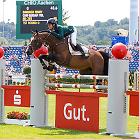 Jumping - Stawag Youngster Cup - CHIO Aachen 2014