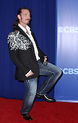 """Benjamin """"Coach"""" Wade attends the 2010-2011 CBS Upfront Arrivals at Lincoln Center in New York City on May 19, 2010..."""
