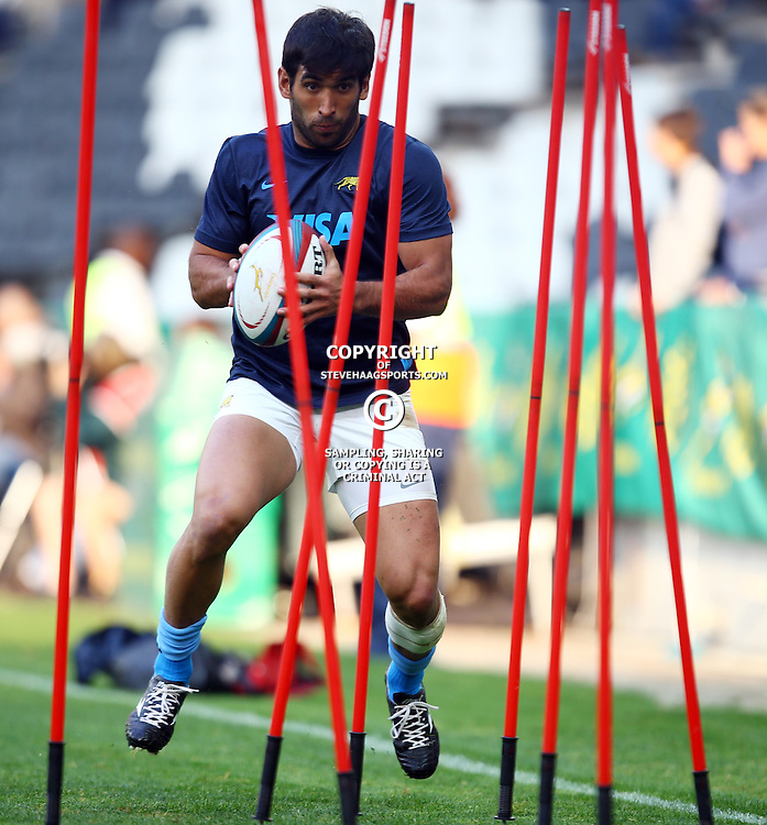 Nelspruit, SOUTH AFRICA, 20 August, 2016 - Matias Orlando of Argentina during the match between South Africa and Argentina in The Rugby Championship at the Mbombela Stadium, Nelspruit (Photo by Steve Haag UAR)