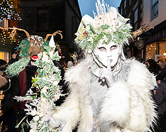 Krampus Run, Whitby, 1 December 2018
