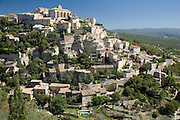 The village of Gordes, Luberon, Provence, France