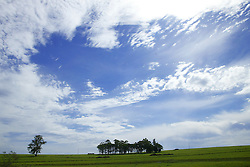 Vista dos campos de pasto da região do Vale do Rio pardo. FOTO: Jefferson Bernardes/Preview.com
