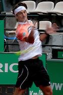 Rome 11/05/2007 - Tennis - Italian Atp Masters Series - Internazionali d'Italia 2007. Robredo (ESP)