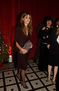 Jemima Khan, 'Love Actually after premiere party. the Old In and Out club, Piccadilly, 16 November 2003. © Copyright Photograph by Dafydd Jones 66 Stockwell Park Rd. London SW9 0DA Tel 020 7733 0108 www.dafjones.com