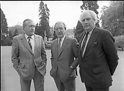 Fianna Fáil's euro-candidates handing in nomination papers, Cavan Town,<br />