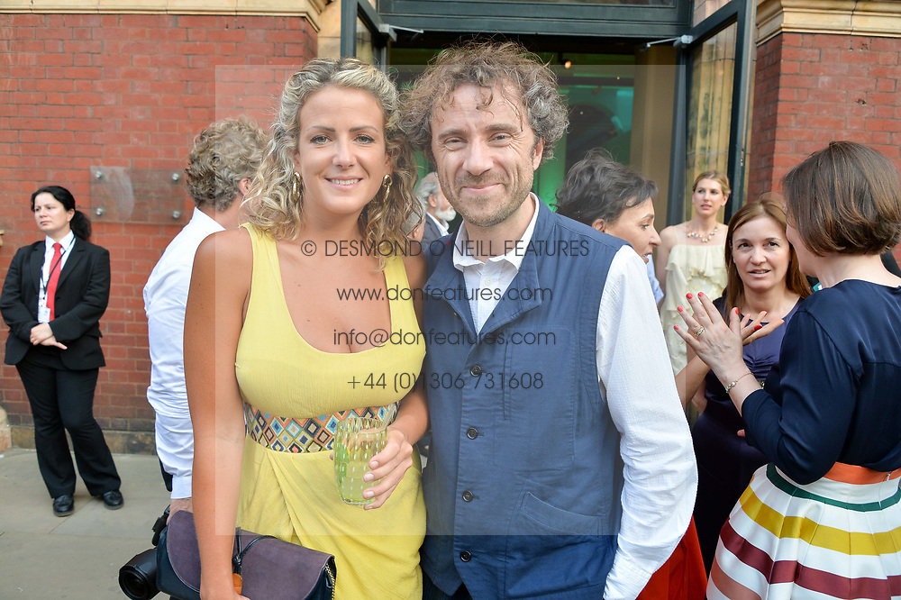 Clio Pakenham & Thomas Heatherwick at the V&A Summer Party 2017 held at the Victoria & Albert Museum, London England. 21 June 2017.