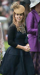 HRH Princess Beatrice in the parade ring at Royal Ascot 2013,<br /> Ascot, United Kingdom,<br /> Thursday, 20th June 2013<br /> Picture by i-Images