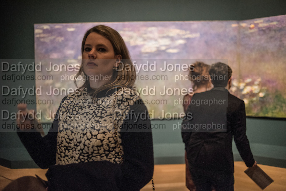LADY TARKA RUSSELL, Painting the Modern Garden: Monet to Matisse Royal Academy of Art. Piccadilly, London. 26 January 2016