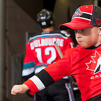 102514 Brandon Wheat Kings at Kelowna Rockets