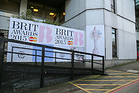 BRIT Awards 2015, Nominations Launch