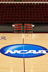 March 18, 2011; Stanford, CA, USA; the day before the first round of the 2011 NCAA women's basketball tournament at Maples Pavilion.