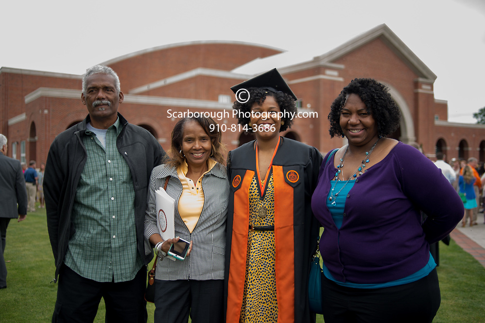 2017 Campbell University Spring Commencement
